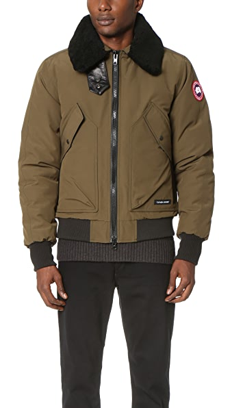Canada Goose Bromley Bomber - Military Green