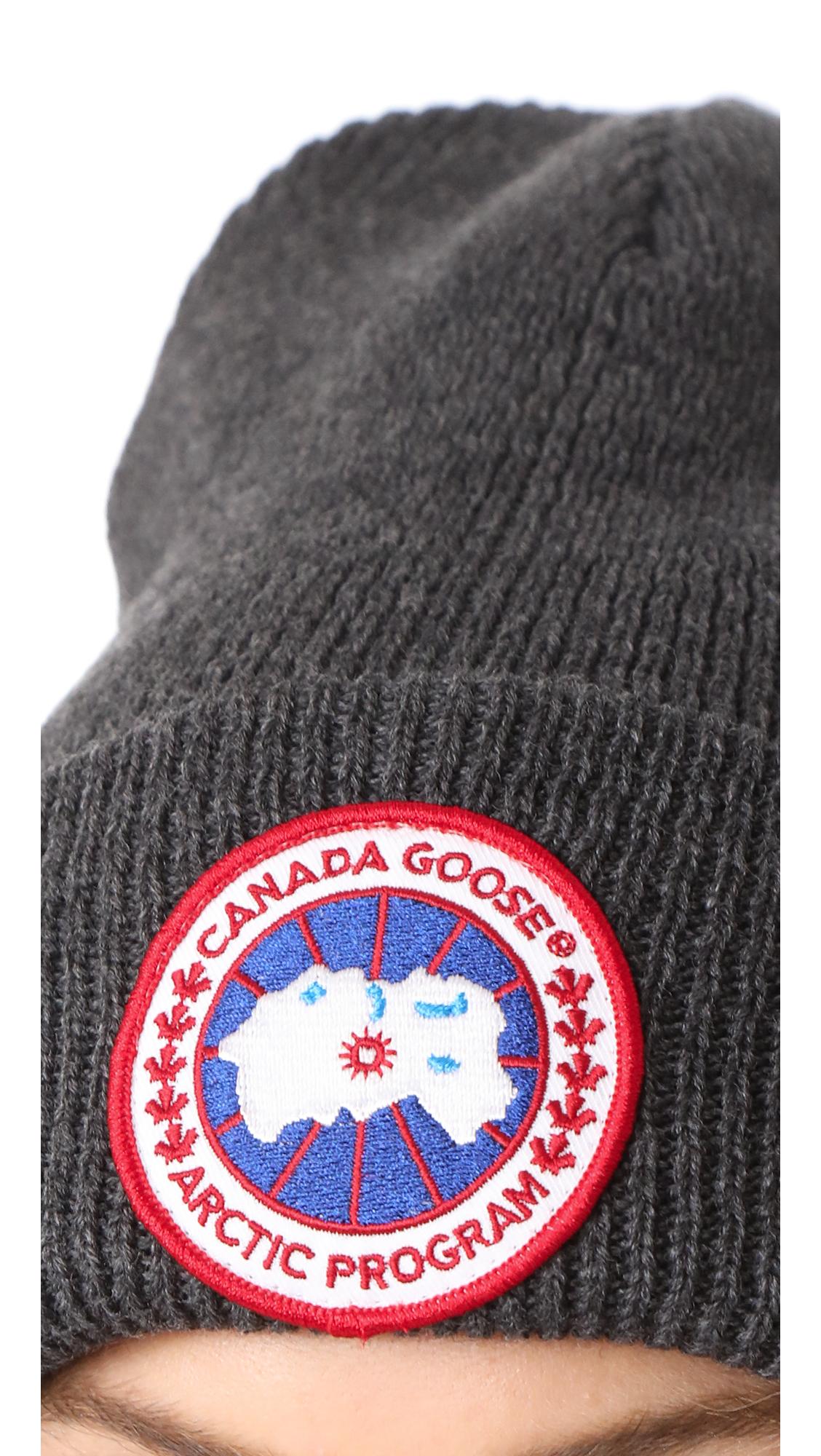 b80900b3ab4225 Canada Goose Arctic Disc Toque Hat | SHOPBOP