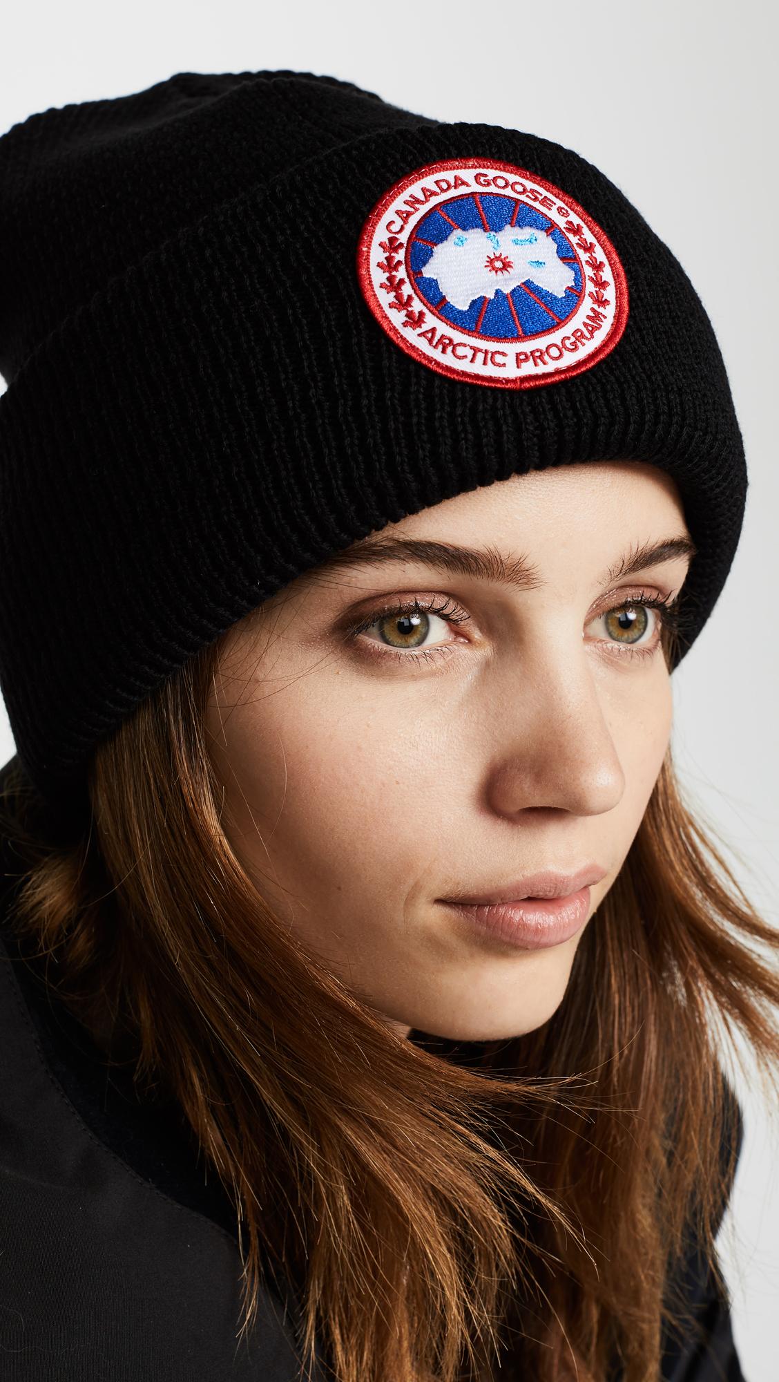 17fd0e8371a Canada Goose Arctic Disc Toque Hat