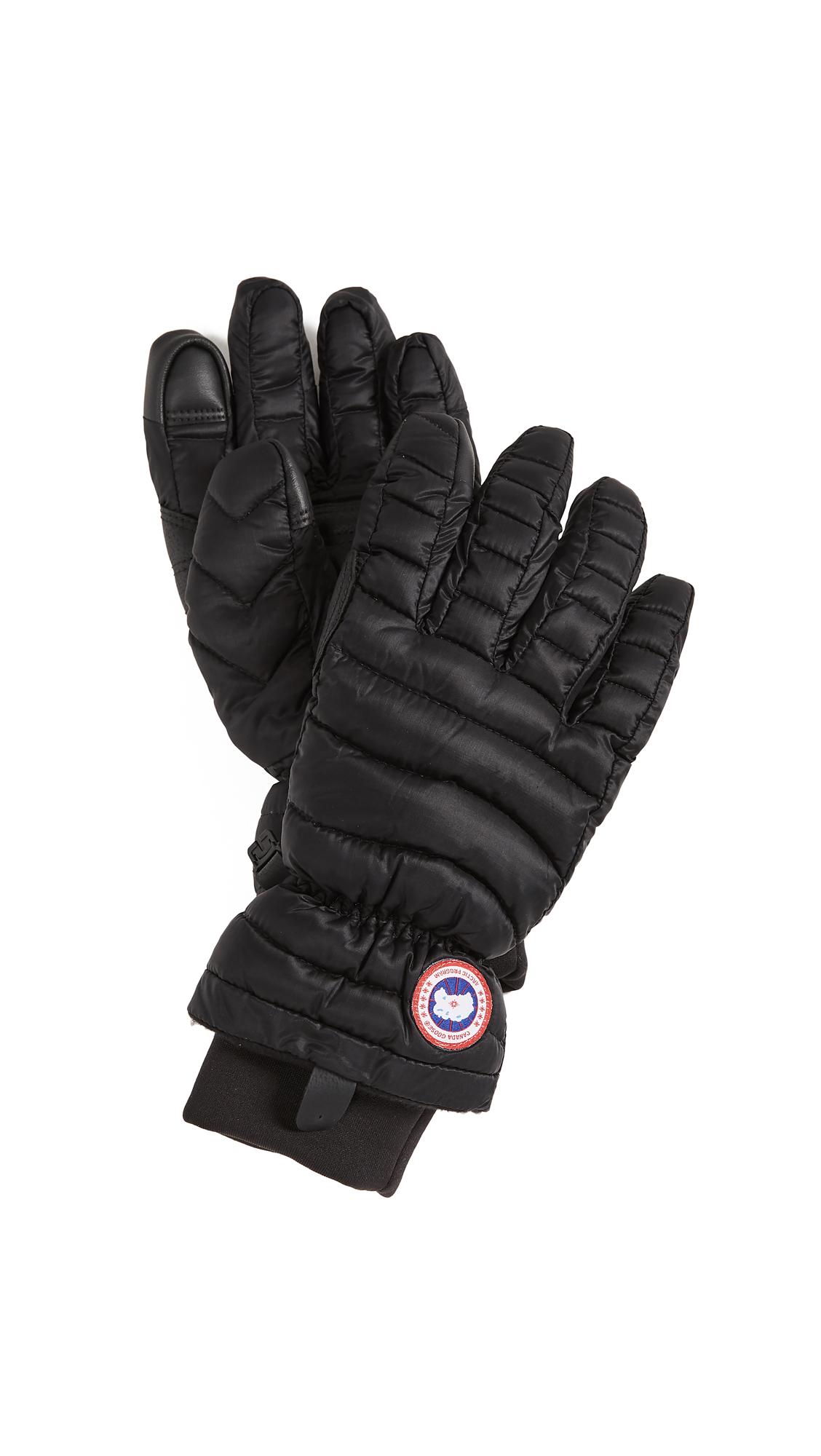 Canada Goose Lightweight Gloves - Black