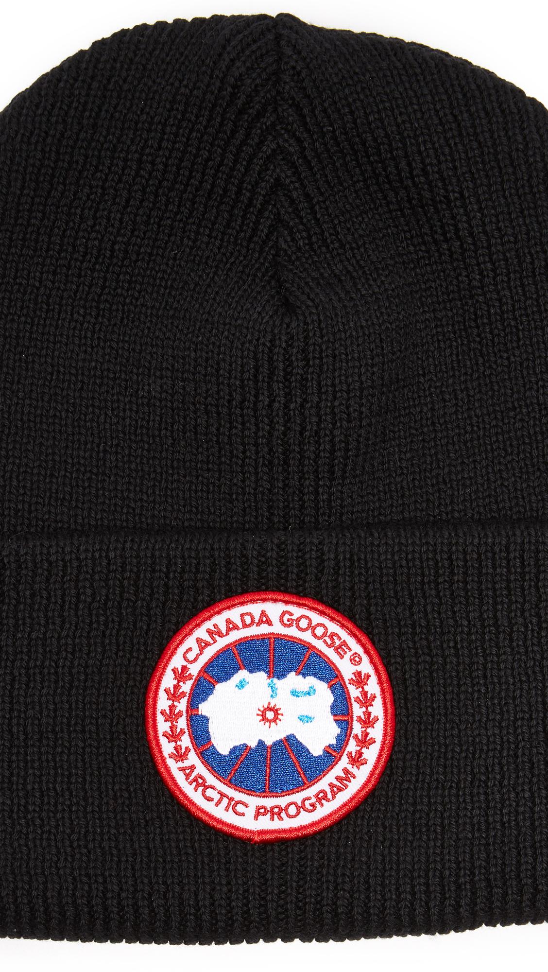 7c78735b370 Canada Goose Arctic Disc Torque Beanie