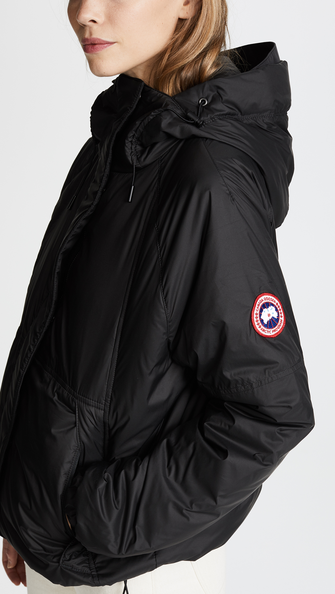 e8e9f4332c3a Canada Goose Campden Water Resistant Hooded Down Jacket