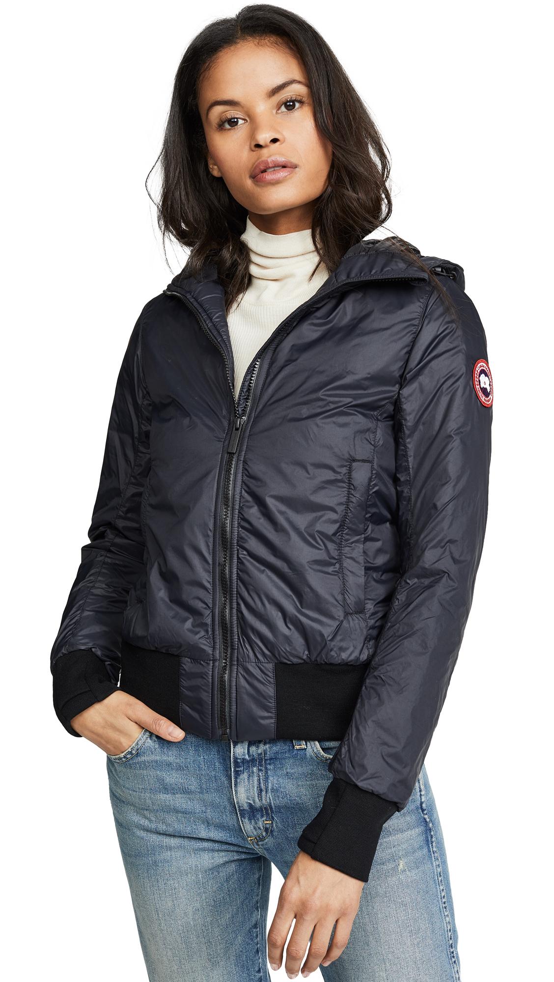 Canada Goose Dore Hoodie Jacket - Black