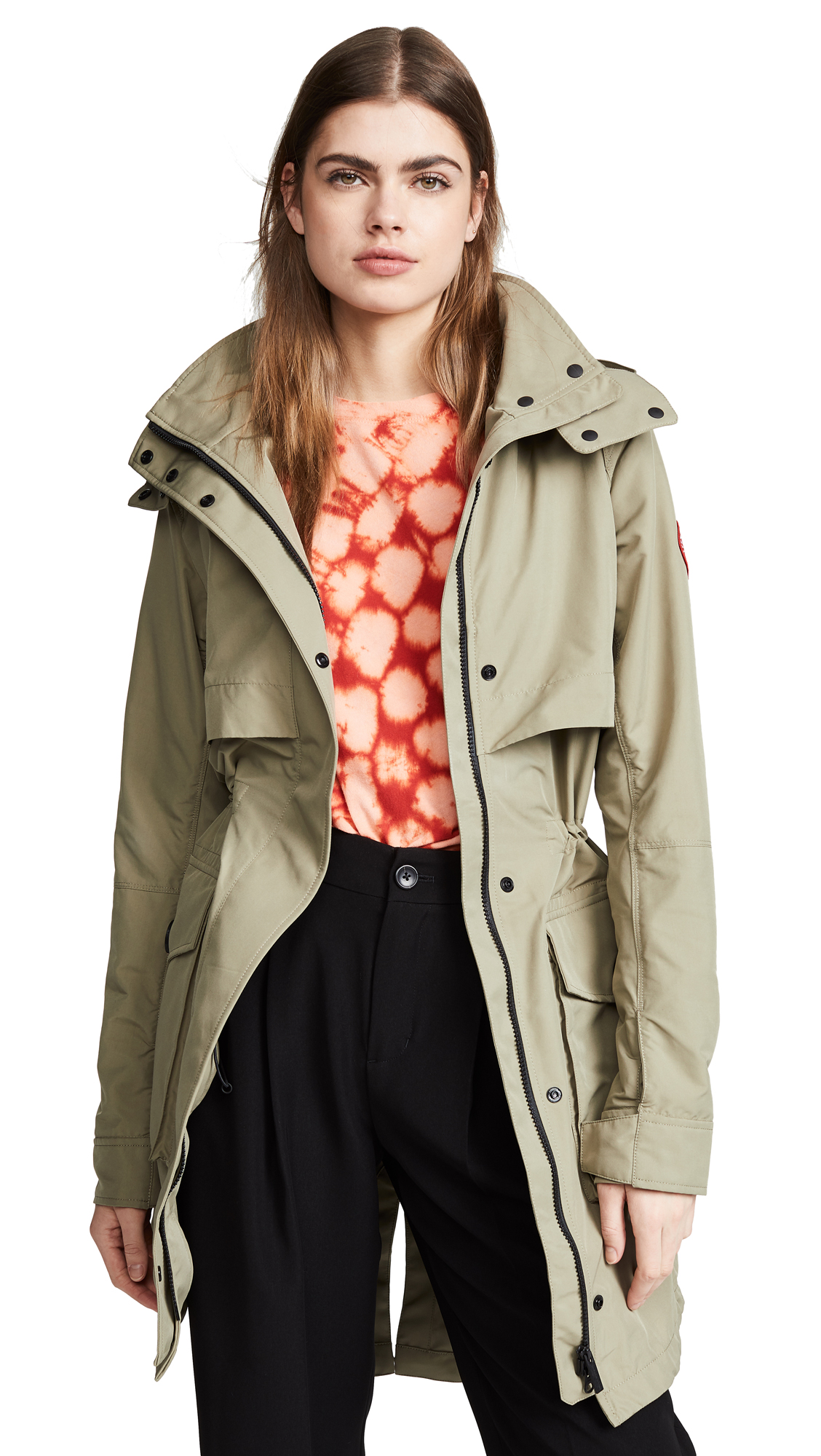a2b02f8d817 Canada Goose Cavalry Trench Coat | SHOPBOP
