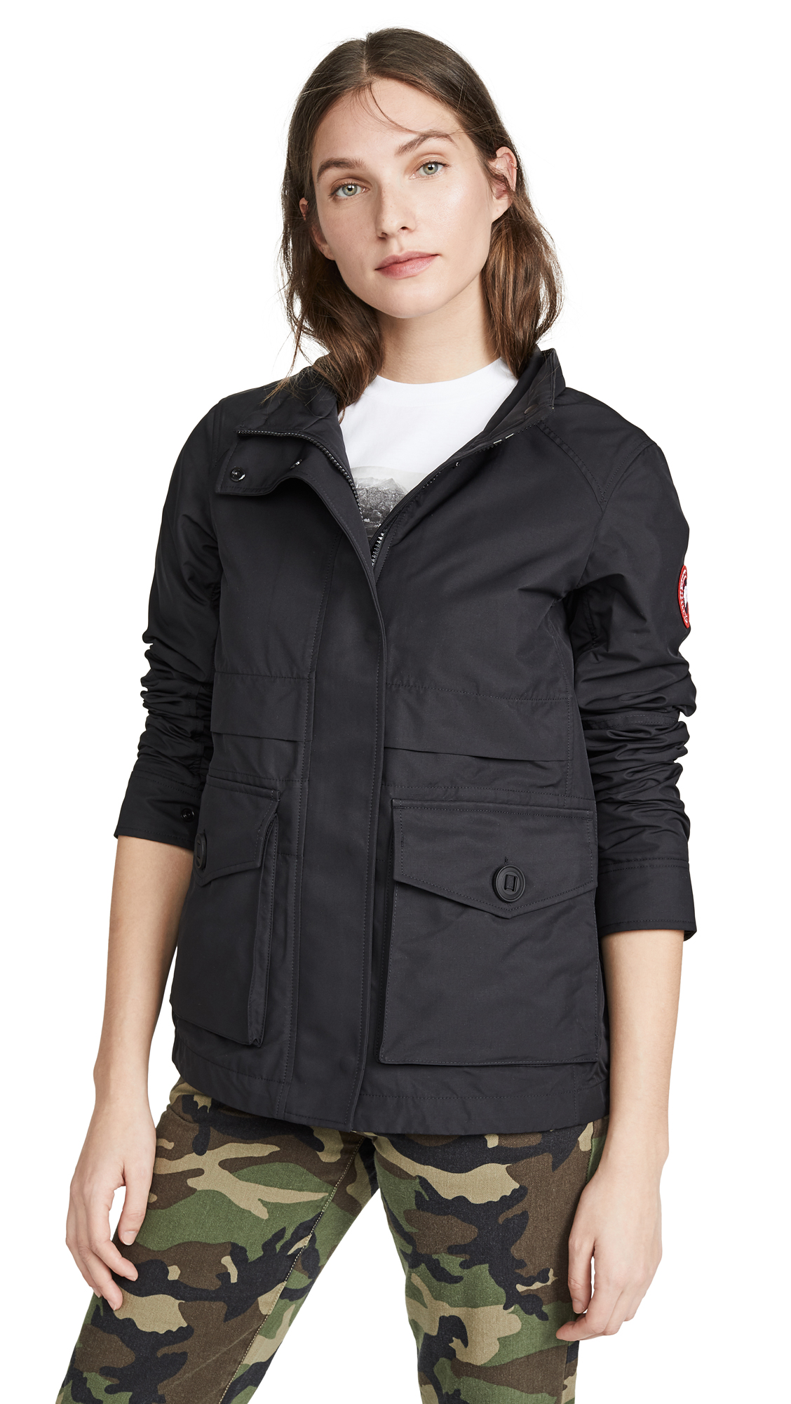 Buy Canada Goose Elmira Bomber Jacket online beautiful Canada Goose Jackets, Coats, Down Jackets