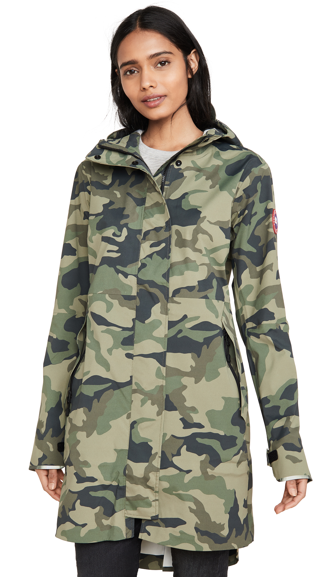 Buy Canada Goose Salida Printed Jacket online beautiful Canada Goose Jackets, Coats, Trench Coats