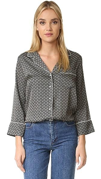Capulet Hutton Pajama Shirt