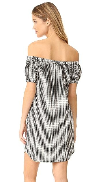 Capulet Sofia Off Shoulder Mini Dress