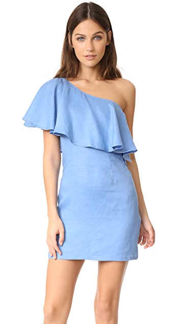 Capulet Clara One Shoulder Dress