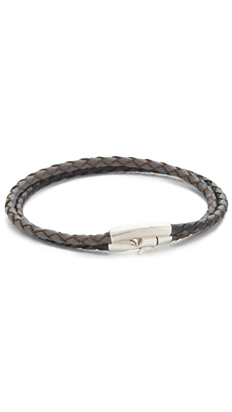 Caputo & Co. Braided Bracelet