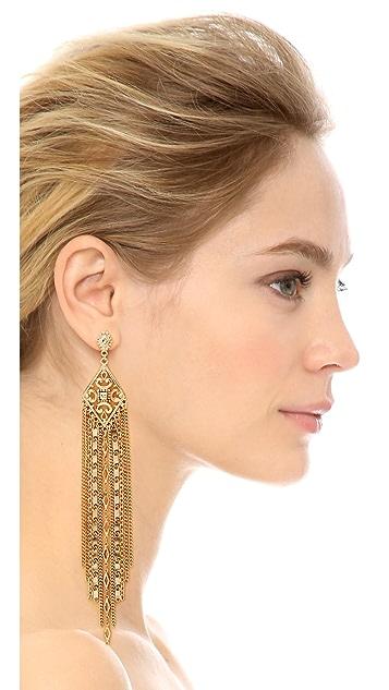 Capwell + Co. Golden Gala Earrings