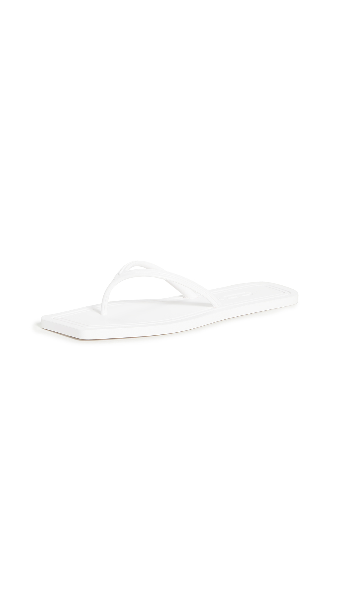 Carlotha Ray Square Toe Flip Flops – 40% Off Sale
