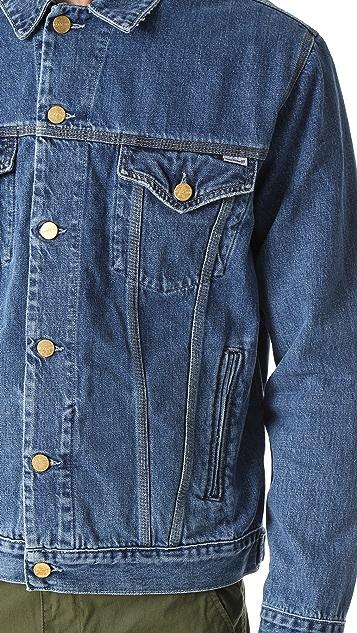 Carhartt WIP Stone Washed Western Jacket