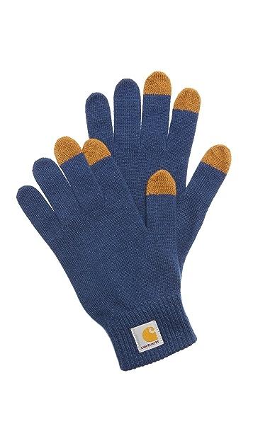 Carhartt WIP Touch Screen Gloves