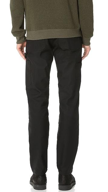 Carhartt WIP Ruck Double Knee Canvas Pants