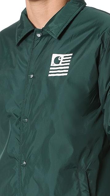 Carhartt WIP State Pile Coach Jacket