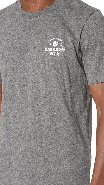 Carhartt WIP World Wide WIP Tee