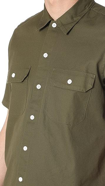 Carhartt WIP Short Sleeve Master Shirt