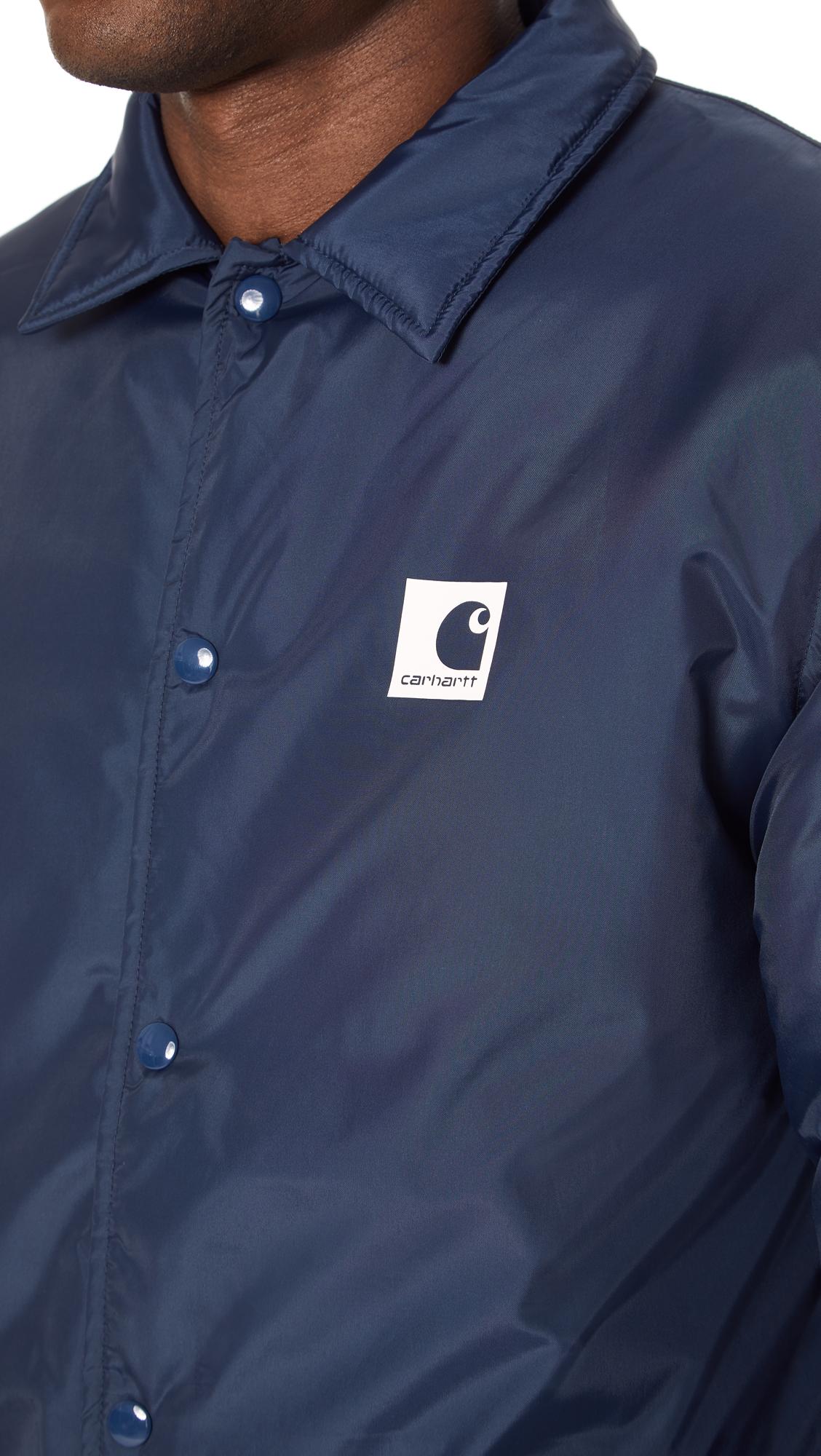 55e5fdc0 Carhartt WIP Sports Pile Coach Jacket | EAST DANE