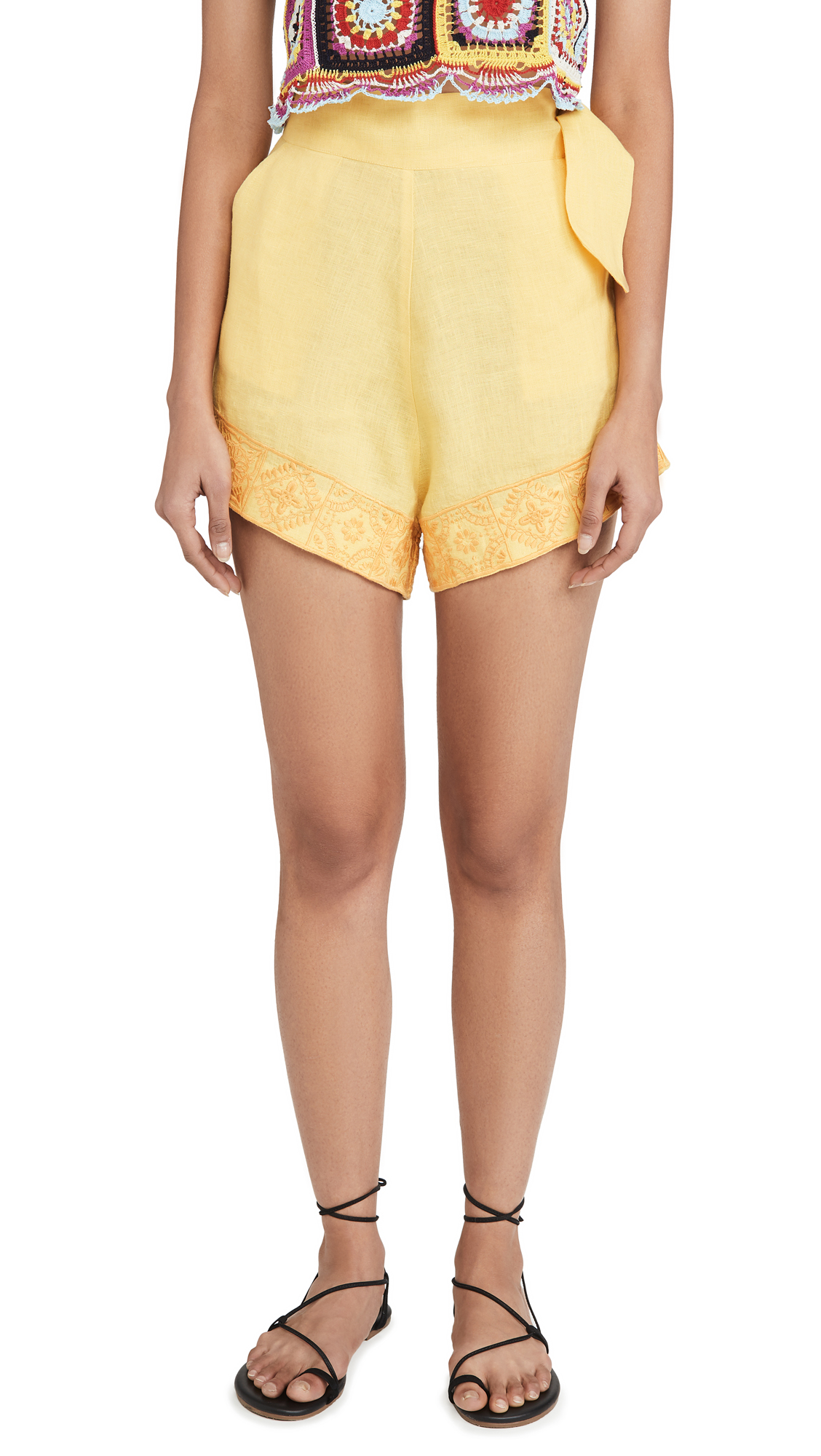 Carolina K Sandy Shorts