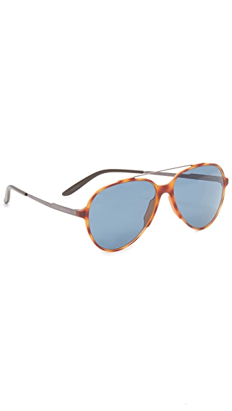Carrera Lightweight Aviator Sunglasses
