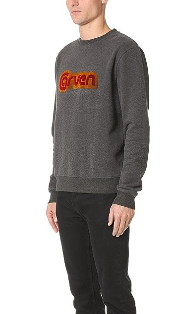 Carven Logo Sweatshirt