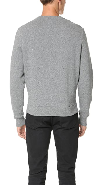 Carven Connect the Dots Logo Sweatshirt