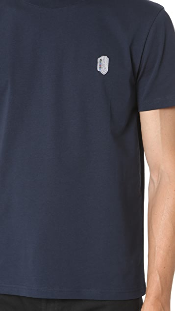 Carven Clip Logo Tee