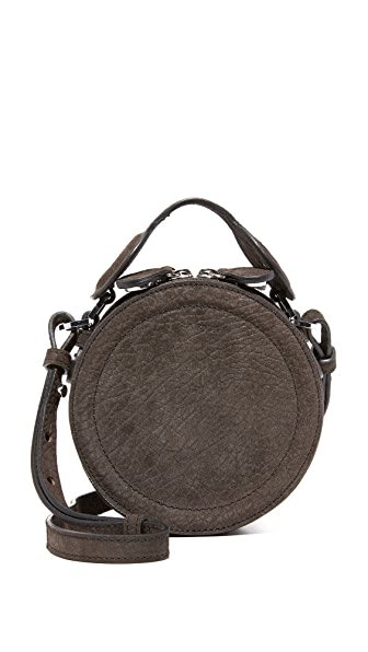 Carven Leather Bag - Gris