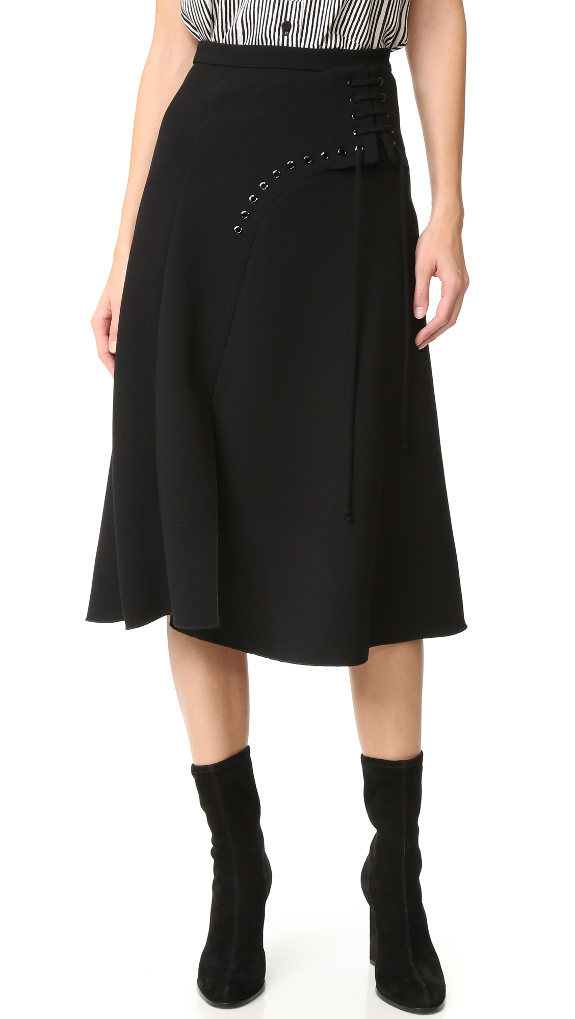 Carven Skirt - Noir