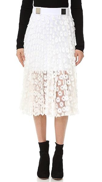 Carven Skirt - White