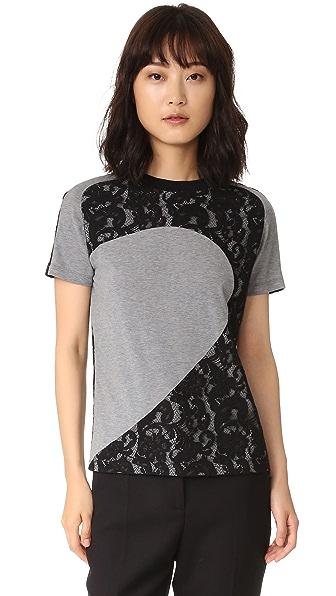Carven Lace T-Shirt