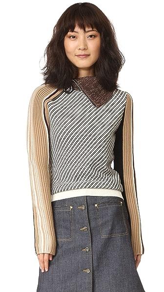 Carven Turtleneck Sweater