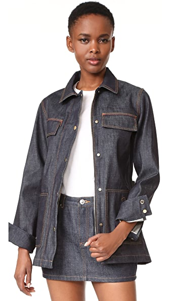 Carven Denim Jacket