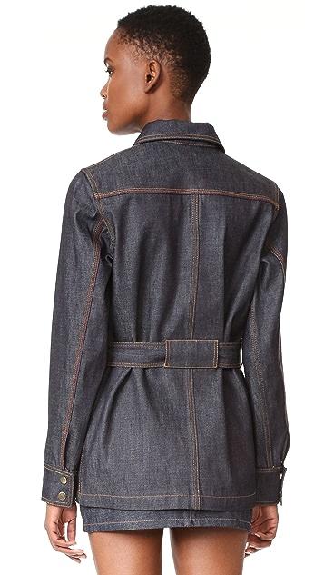 Carven Denim Jacket