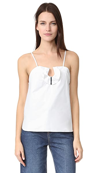 Carven Sleeveless Camisole