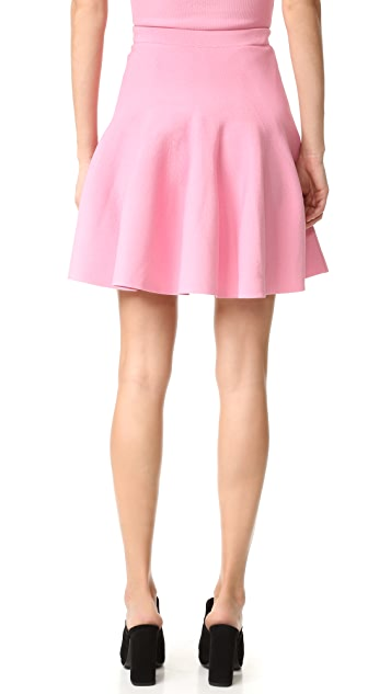 Carven Flared Skirt