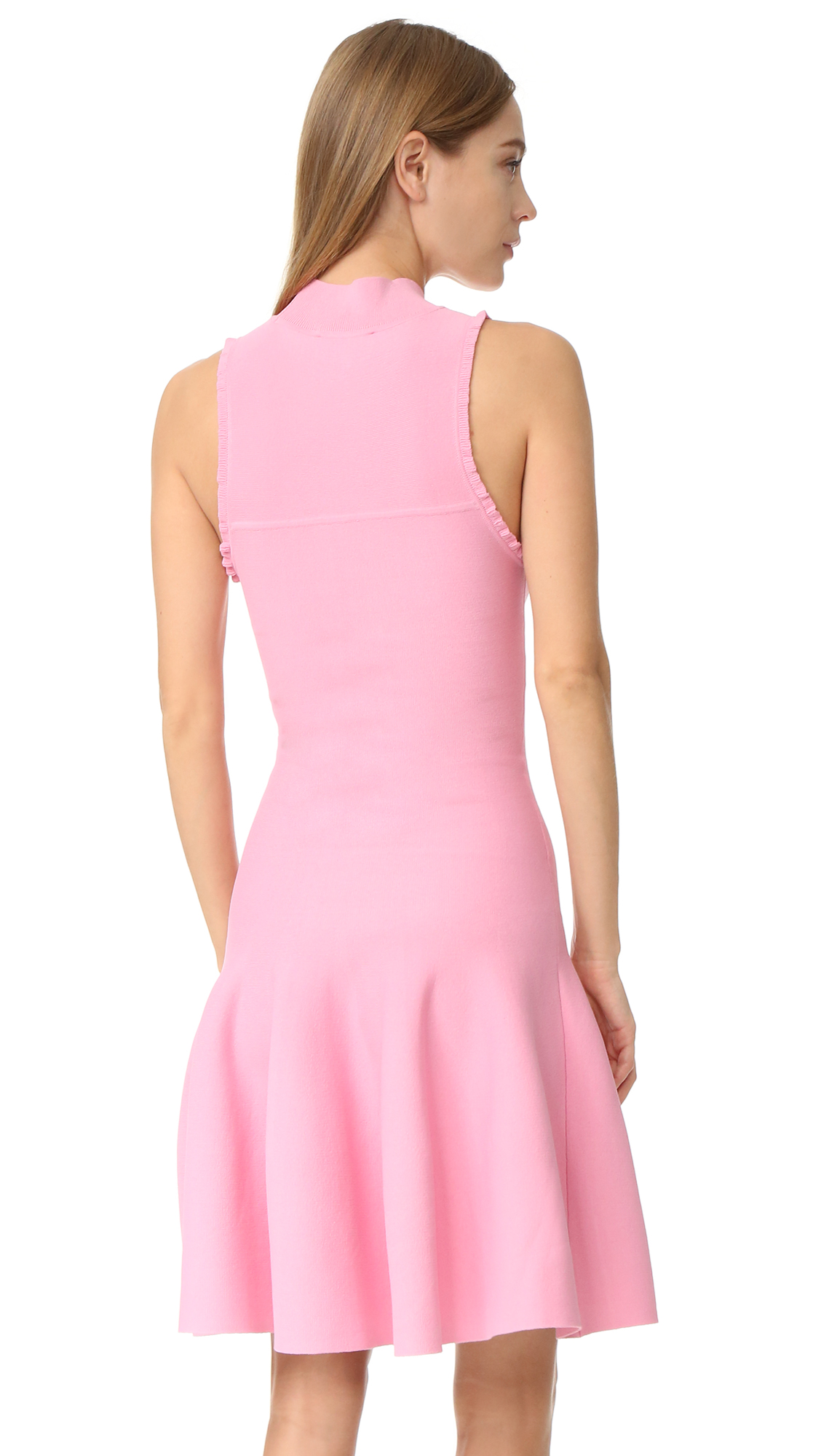 Carven Sleeveless Flared Dress | SHOPBOP
