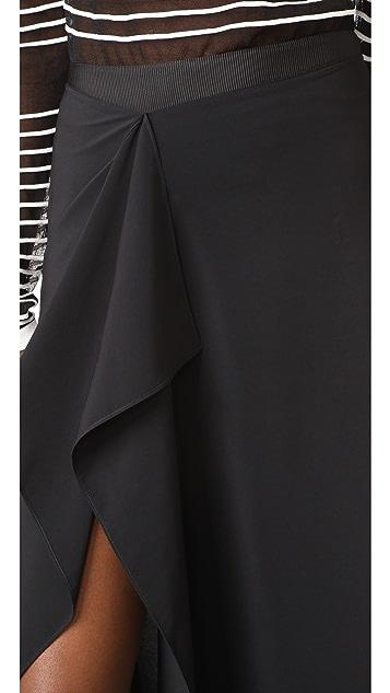 Carven Midi Skirt