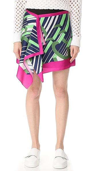 Carven Короткая юбка