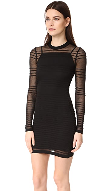 Carven black dress
