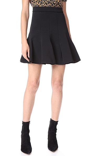 Carven Miniskirt - Noir