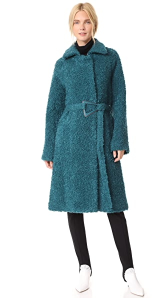 Carven Belted Coat  908b52fa081a9