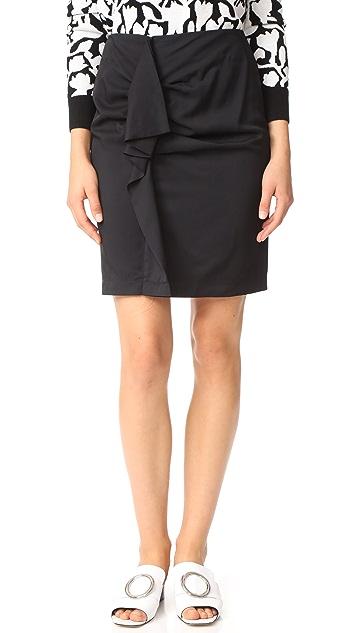 Carven Deconstructed Skirt
