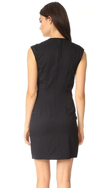 Carven Ruffle Dress