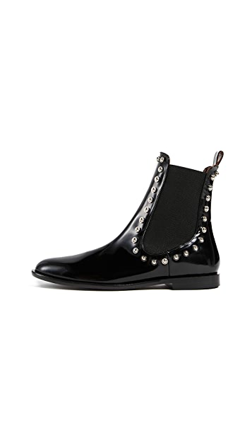 Carven Odeon Chelsea Boots