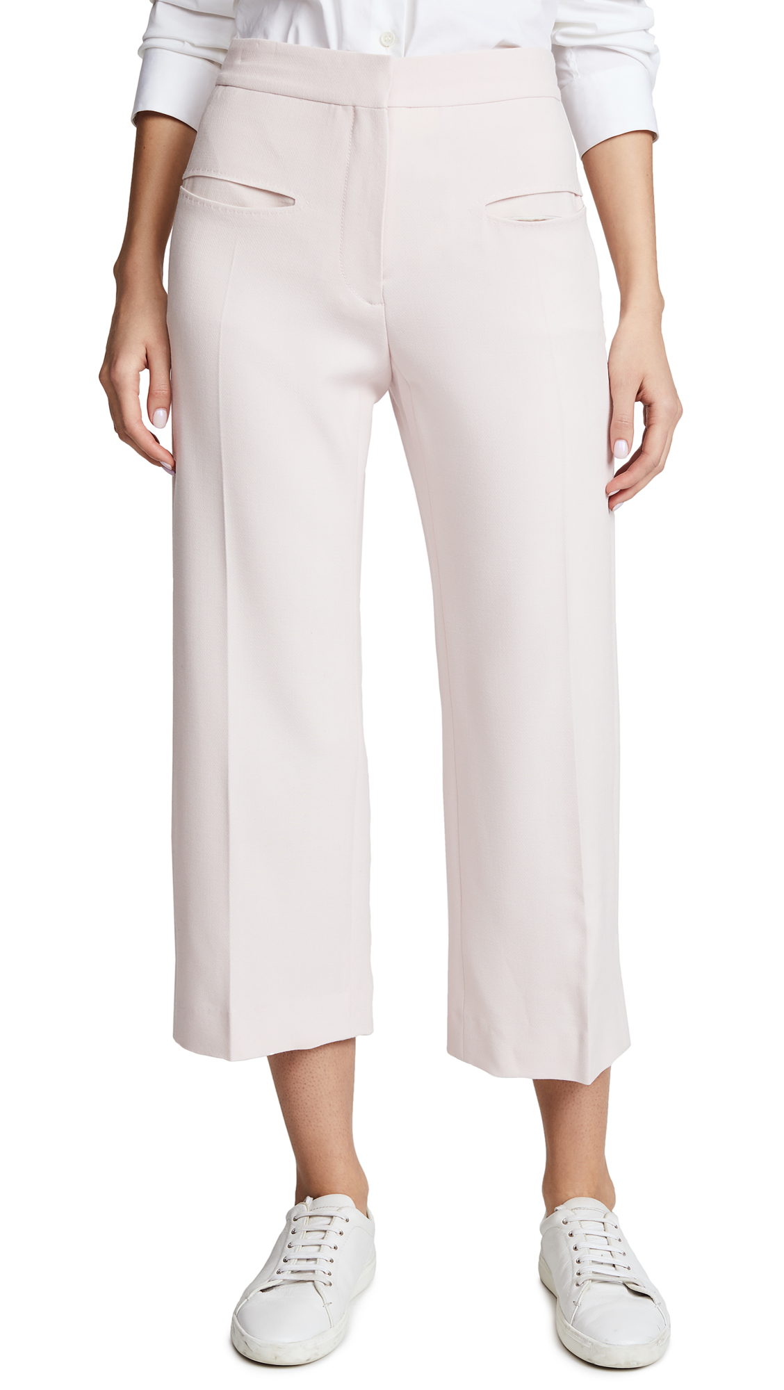 Carven Cropped Pants