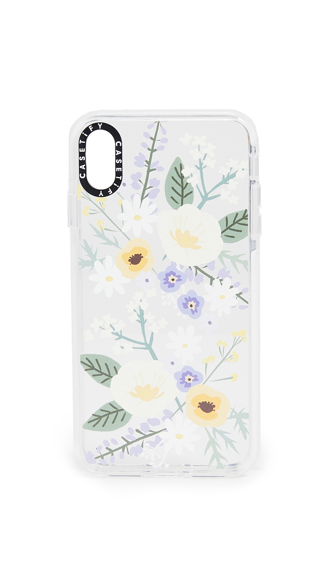 CASETIFY Soft Floral Veronica Iphone Xs Max Case in Multi