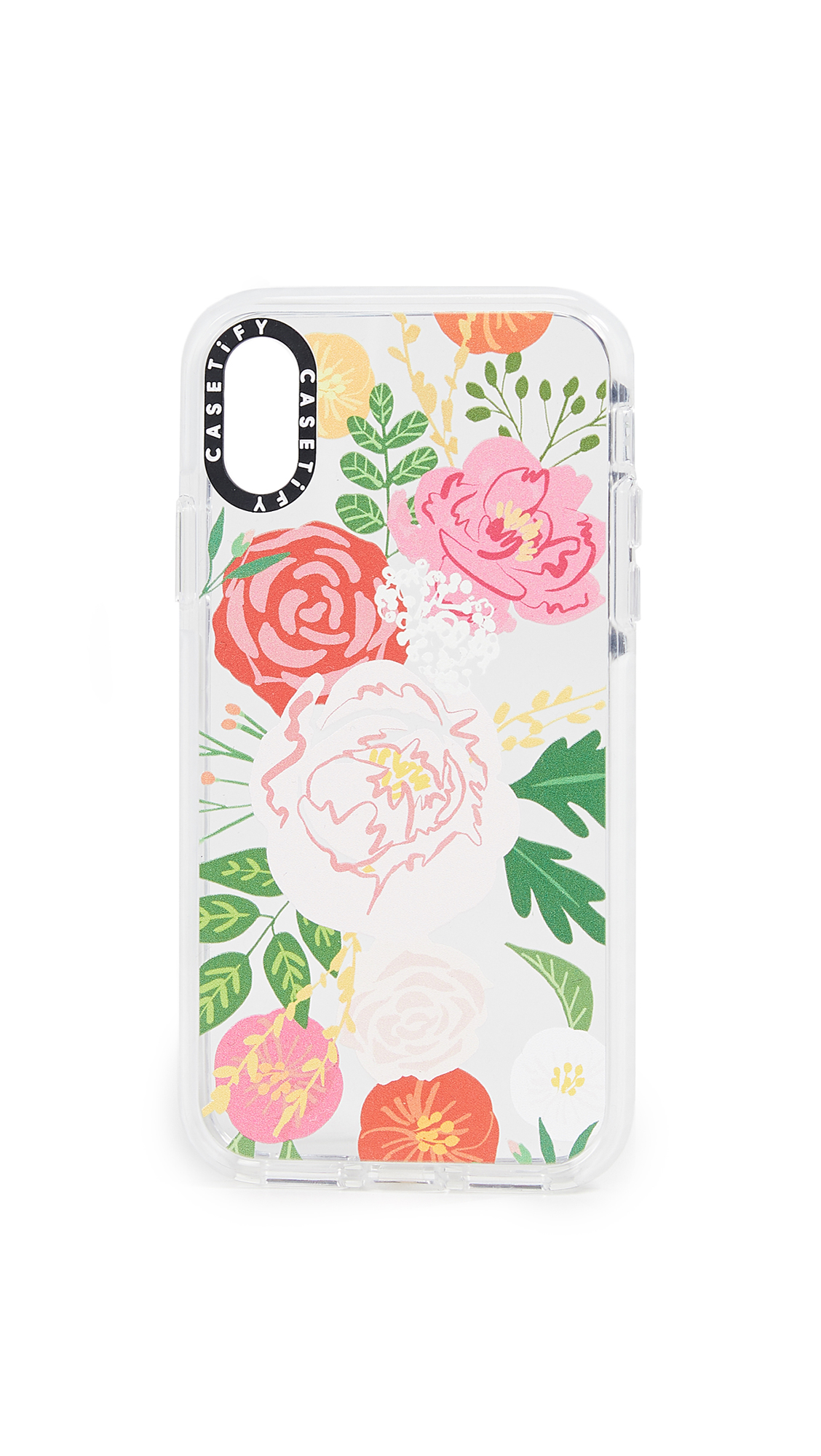CASETIFY Jungle Adeline Florals Iphone X / Xs Case in Multi