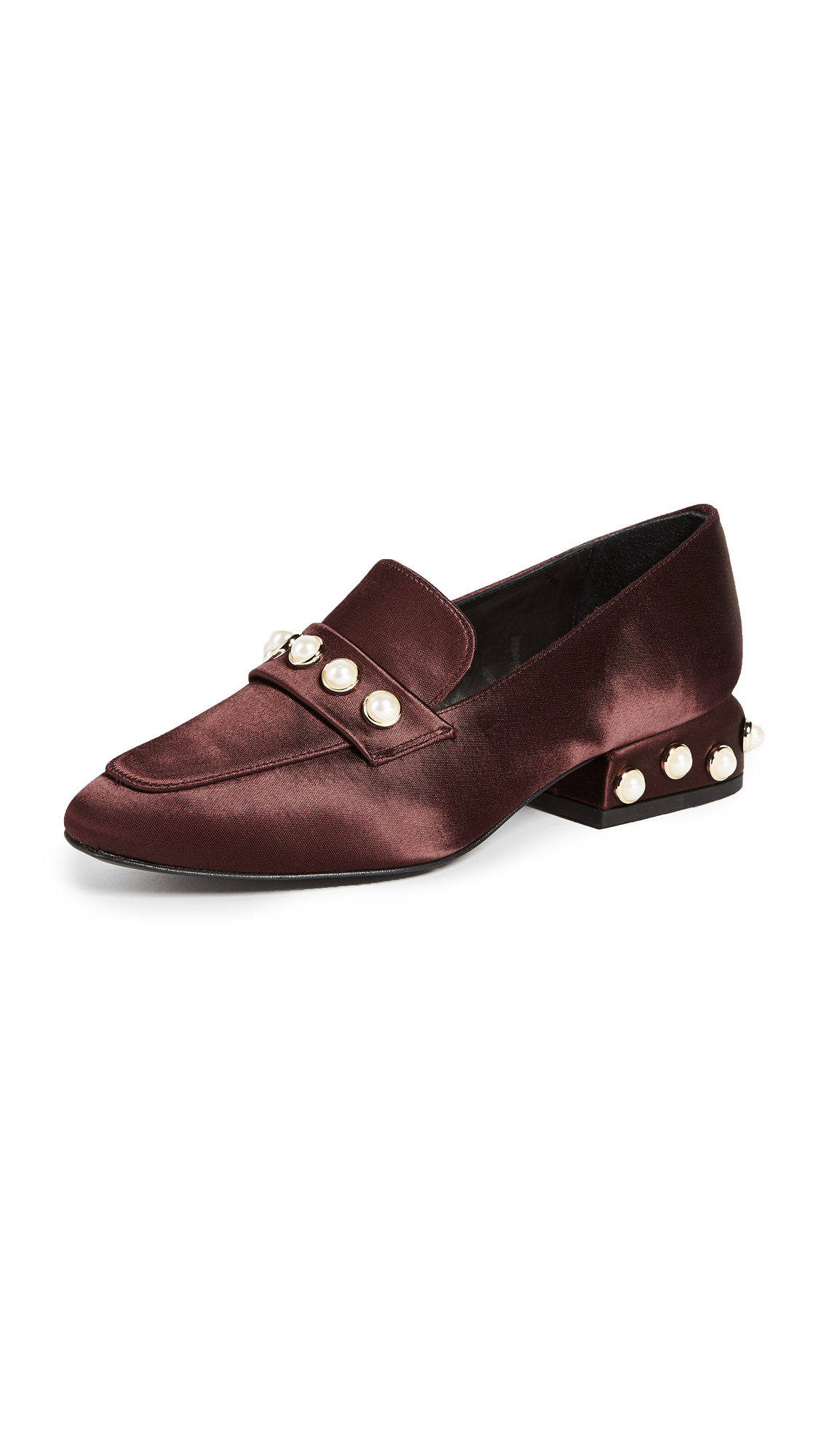 Castaner Mekong Loafer Pumps - Morado